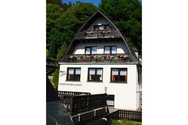 Ferienwohnung Ettelsberg in Haus Else