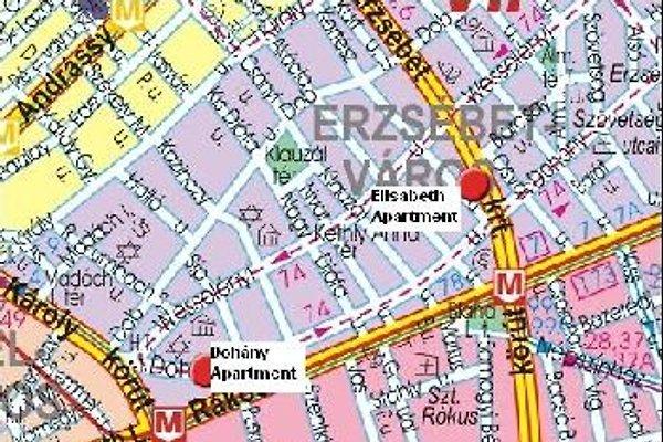 Centrooms Apartments Elisabeth en Budapest - imágen 1
