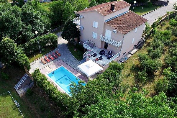 Villa Glorija avec piscine - Grubine à Imotski - Image 1