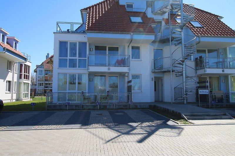 Haus Wolkenlos im Strandpark Großenbrode