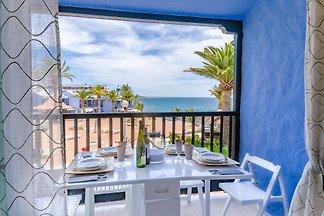 Extra-Luxus-Strand-Wohnung