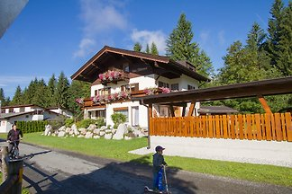 Holiday flat family holiday St. Ulrich