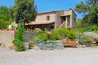 Campo al Monaco - main house CASALE