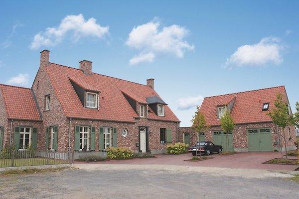 Das Landhaus im kempischen Stil.