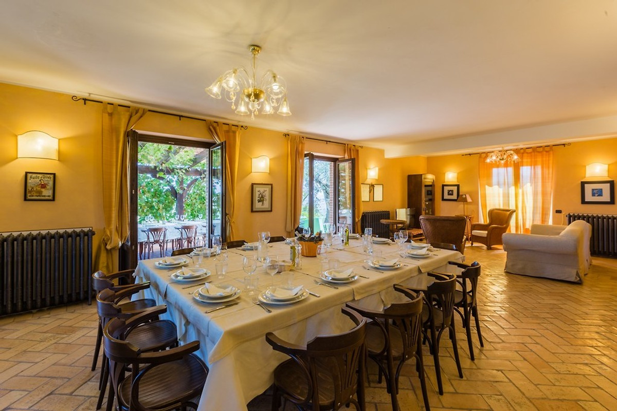 Villa delle Rose in Montalto delle Marche - Azienda Anita Villas di ...