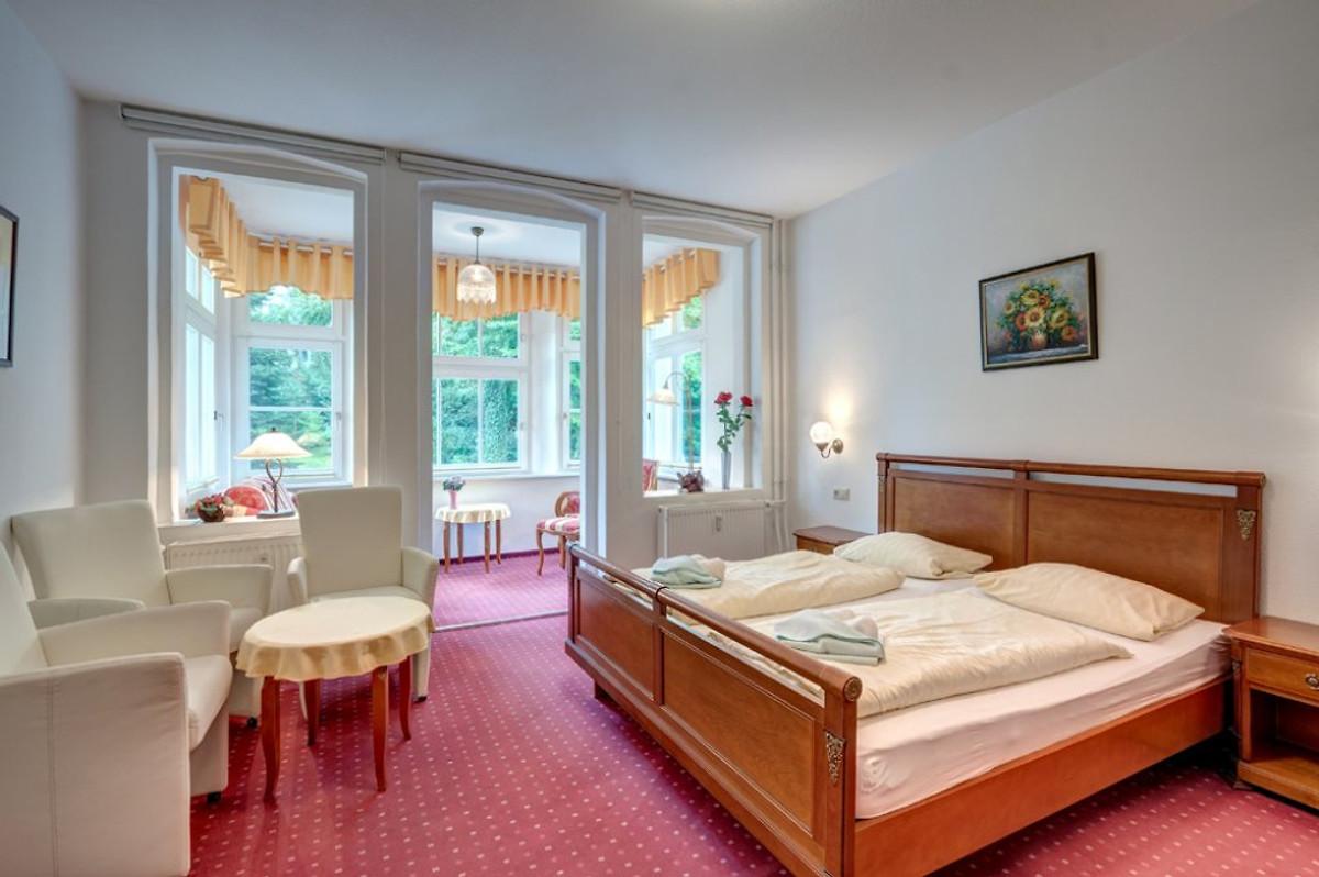 Villa Lindemann - Ferienhaus in Heringsdorf mieten