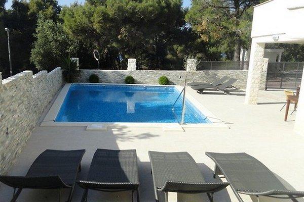 Anwesen mit 2 Pools und einem Weinkeller in Trogir - Bild 1