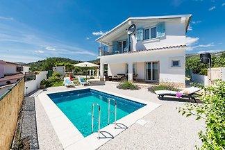 Kleines gemütliches Haus mit Pool