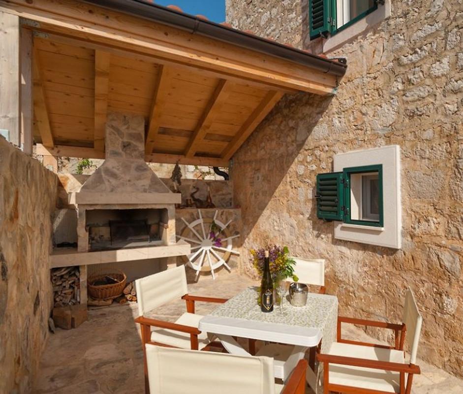 Oud stenen huis met zwembad vakantiehuis in donje selo huren - Oud gerenoveerd huis ...