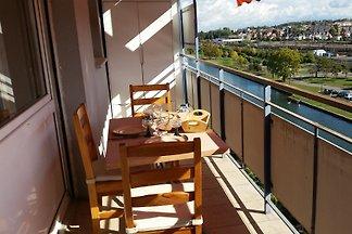 Appartamento vista libera, vicino Banhfoff