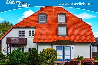 Ostseeliebe - Wohnung Windflüchter