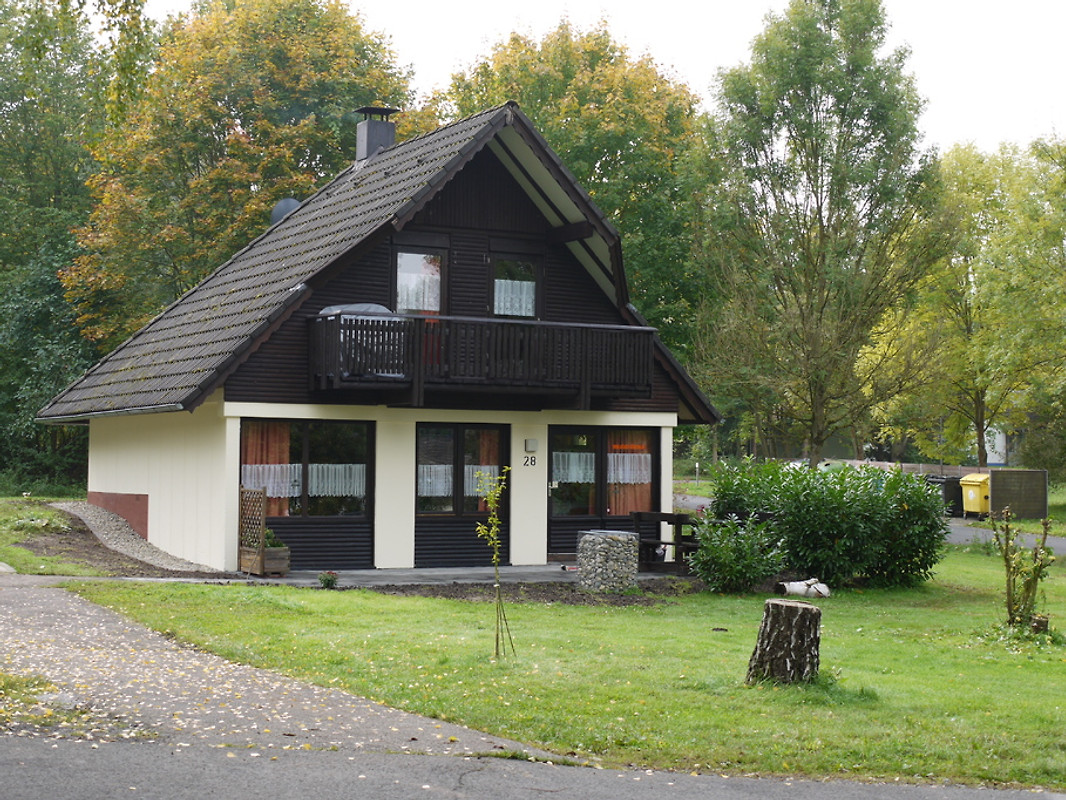 Ferienhaus 28 am Silbersee - Ferienhaus in Frielendorf mieten