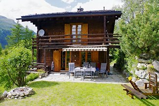 Holiday home in Zinal