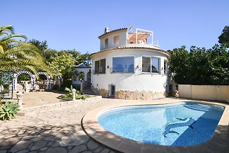 Holiday home relaxing holiday Benissa
