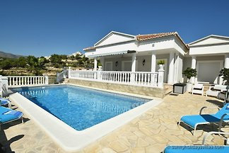 Holiday home relaxing holiday Calpe