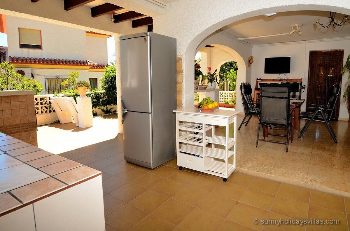 Villa Roma - Ferienhaus in Calpe mieten