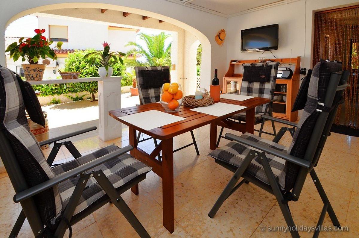 Sommerküche Englisch : Villa roma in calpe firma sunnyholidays villas nie x3522606 h