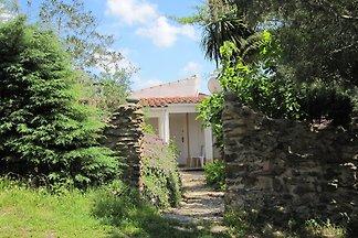 Cerca dos Pomares - Das blaue Haus