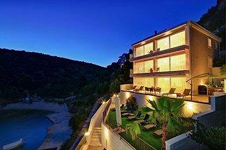 Villa sul mare Ljubljeva