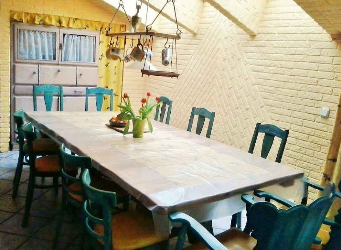 Haus der Möven Fewo Elfenbeinmöve - Ferienhaus in Bargenstedt mieten