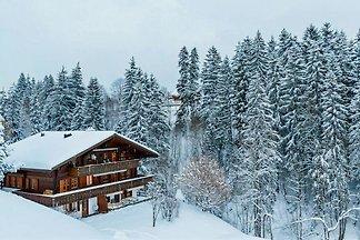 Vakantie-appartement in Schönried