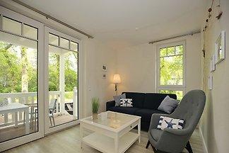 Strandvilla Scholle-Lachs Wohnung 01
