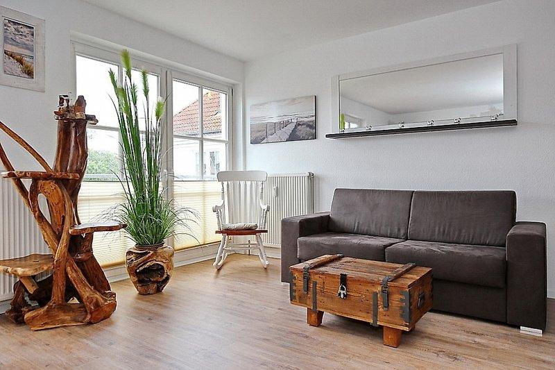 Wohnberech mit Sofa