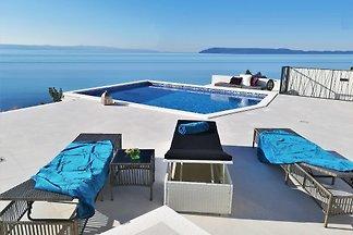 Villa Glory Grande, pool, sea view