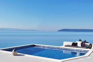 Villa Glory Grande, pool, sea view