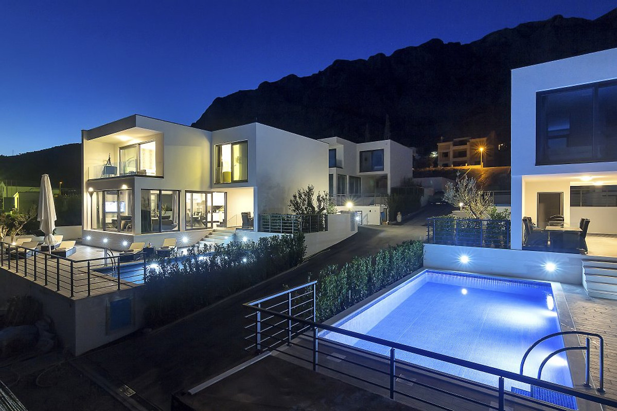 Lastminute** Villa mit Pool - Ferienhaus in Makarska mieten