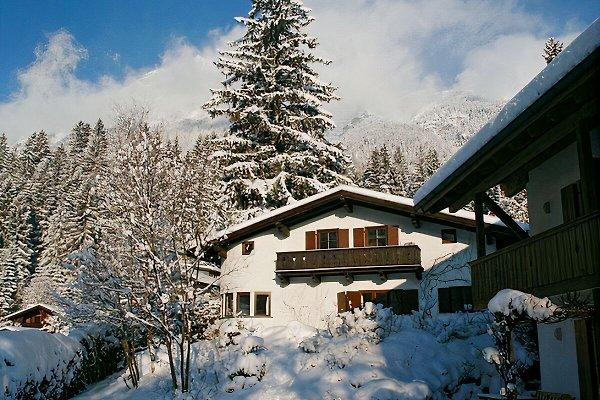 Försterhaus im Winter
