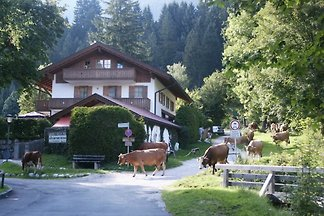 Holiday flat in Garmisch-Partenkirchen