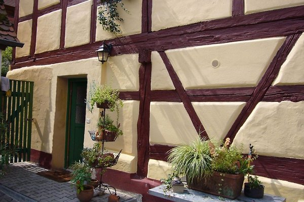 ferienwohnung zur kramerin ferienwohnung in ottensoos mieten. Black Bedroom Furniture Sets. Home Design Ideas