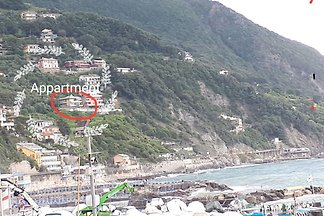 Holiday flat in Moneglia