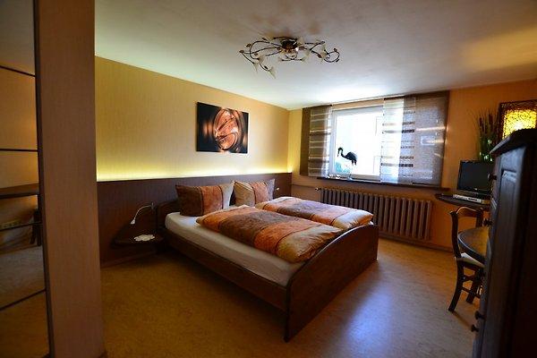 Wohn- Schlafzimmer der Fewo II