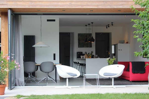bootschaft studios lychen ferienwohnung in lychen mieten. Black Bedroom Furniture Sets. Home Design Ideas