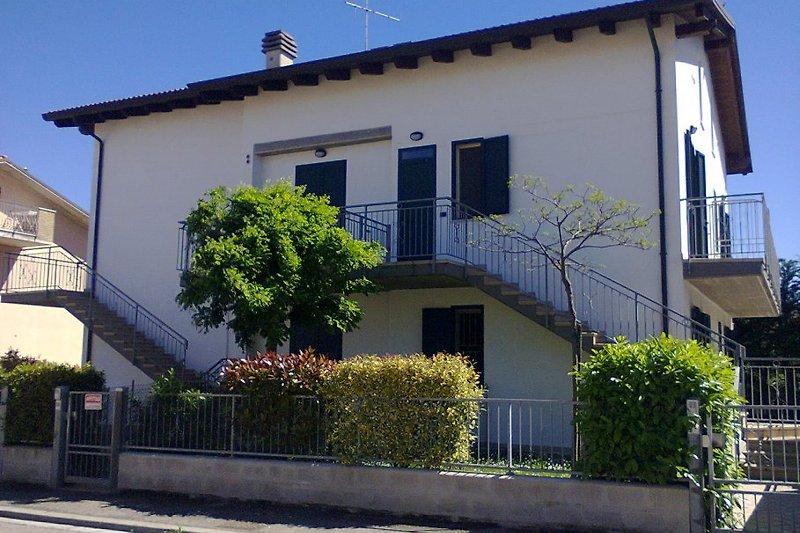villa Lucia esterno