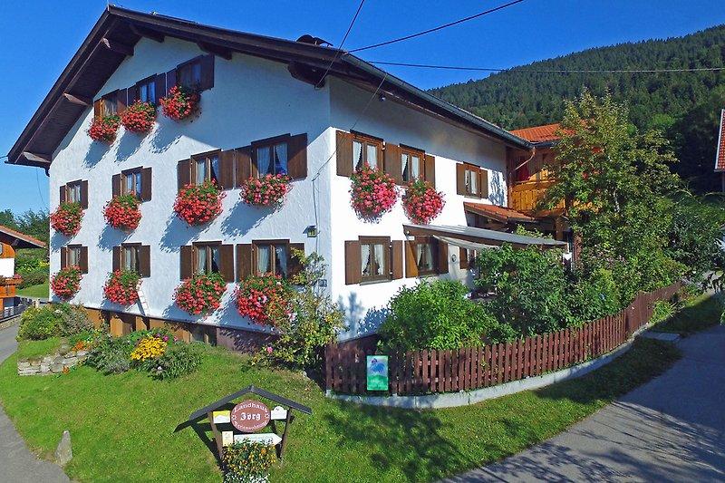 Landhaus Jörg im Allgäu