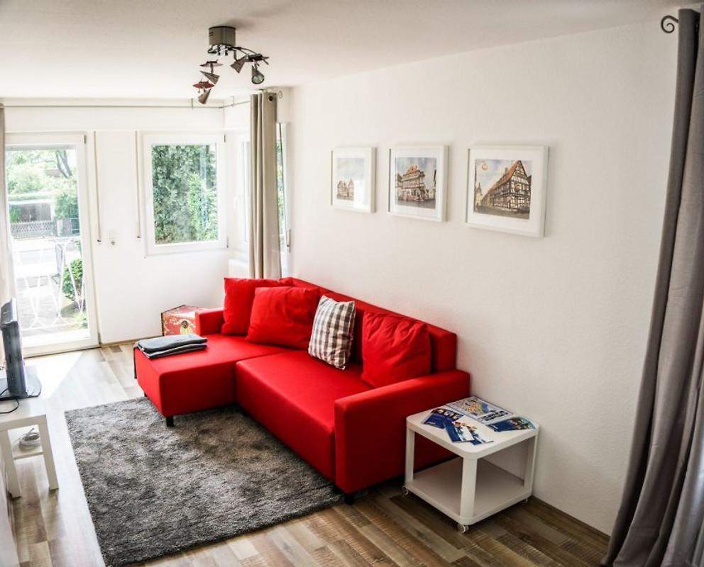 Ferienhaus mit garten ferienhaus in seligenstadt mieten for Wohnzimmer 60 qm