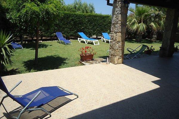 schöne villa mit garten und pool - ferienhaus in cefalù mieten, Garten ideen gestaltung