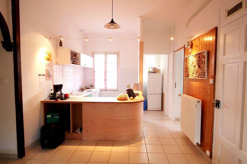le tamaris ferienhaus in leucate mieten. Black Bedroom Furniture Sets. Home Design Ideas