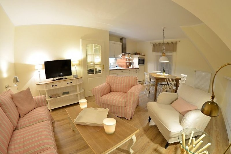uhlenhof wohnung 5 ferienwohnung in gro zicker mieten. Black Bedroom Furniture Sets. Home Design Ideas