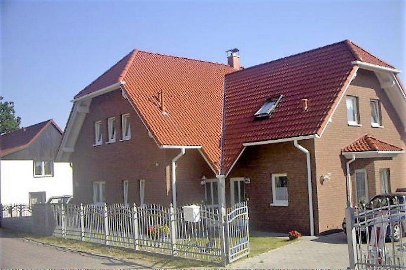 Außenansicht Wohnhaus