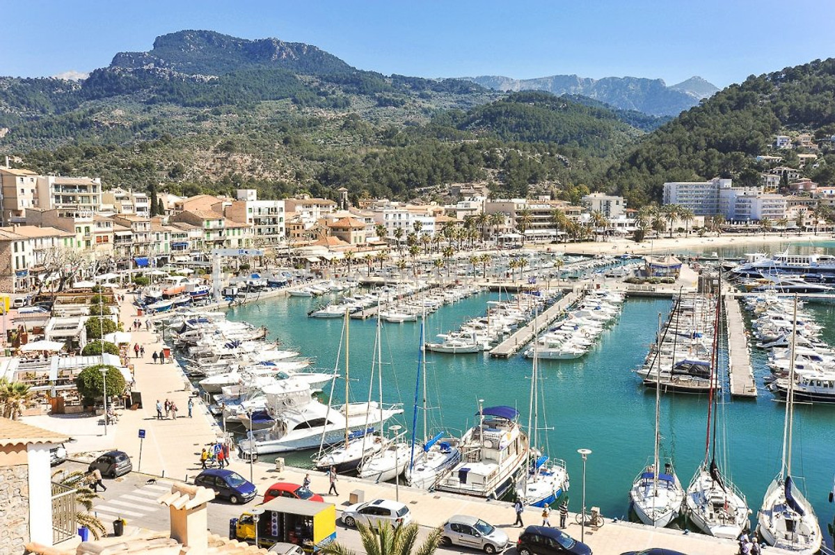 Townhouse 2690 Puerto Soller Holiday Home In Port De Soller