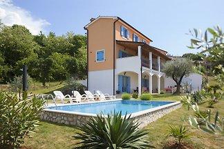 Villa Mugeba con piscina