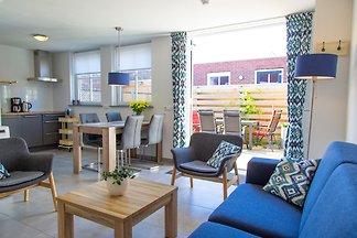 Ferienhaus fur 4 Personen (ist neu gebaut in 2017). Ab August 2017 sind wir angefangen mit Vermietung.