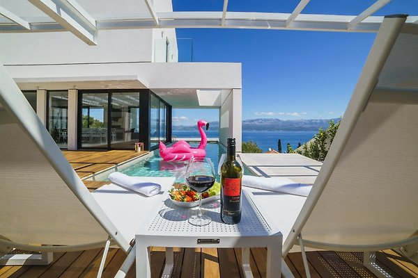 Luxury 5 star Villa on island Brač in Sutivan - picture 1