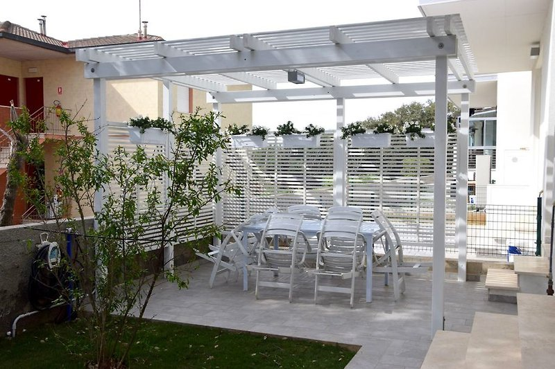 Der privat Garten