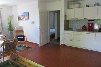 Fewo Ruhepol, 2 Zimmer, Terrasse