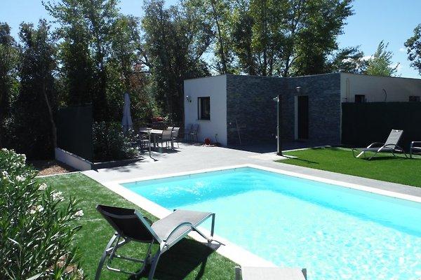 Villa mit eigenem beheiztem Pool in Porto Vecchio - Bild 1